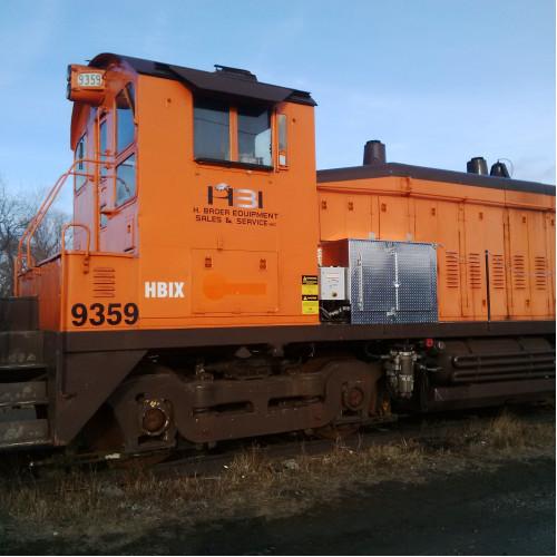SW1200 EMD Switcher Locomotive - Used