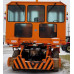 RK330 G5 RCM1111-5 Used Rail King Mobile Railcar Mover with Remotes