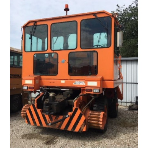 RK320-G5 2012 RCM924-5 Rail King Mobile Railcar Mover - Used