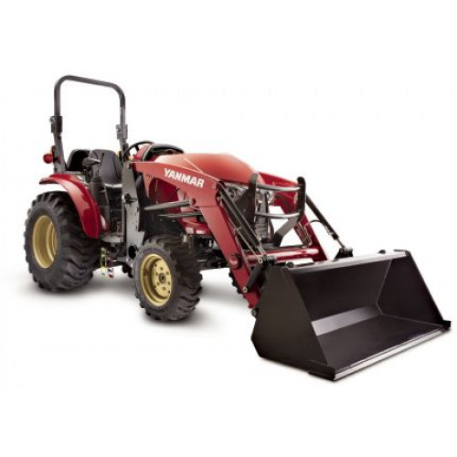 Compact Tractor - 35HP - Rops with Loader