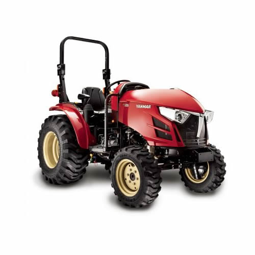 Compact Tractor - 35HP