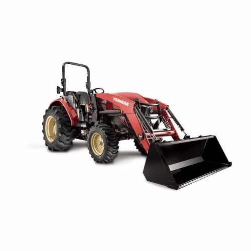 Compact Tractor - 47HP - Rops with Loader