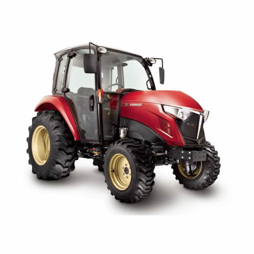 Compact Tractor - 59HP - Cabin with A/C