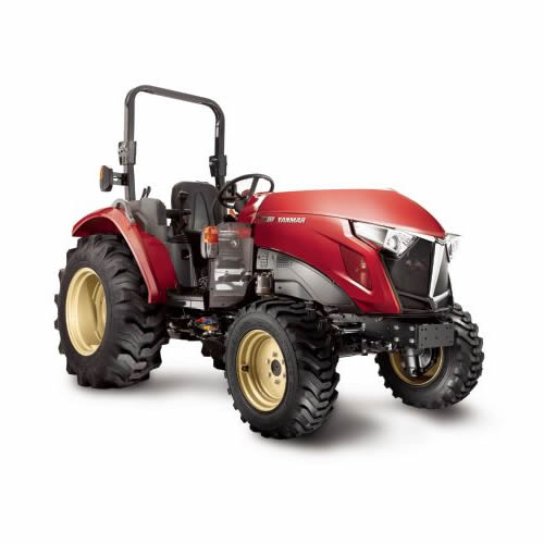 Compact Tractor - 59HP - Rops