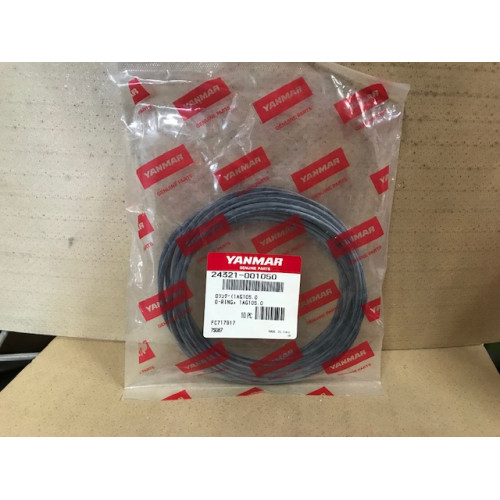 Yanmar O-Ring HYD Filter 24321-001050